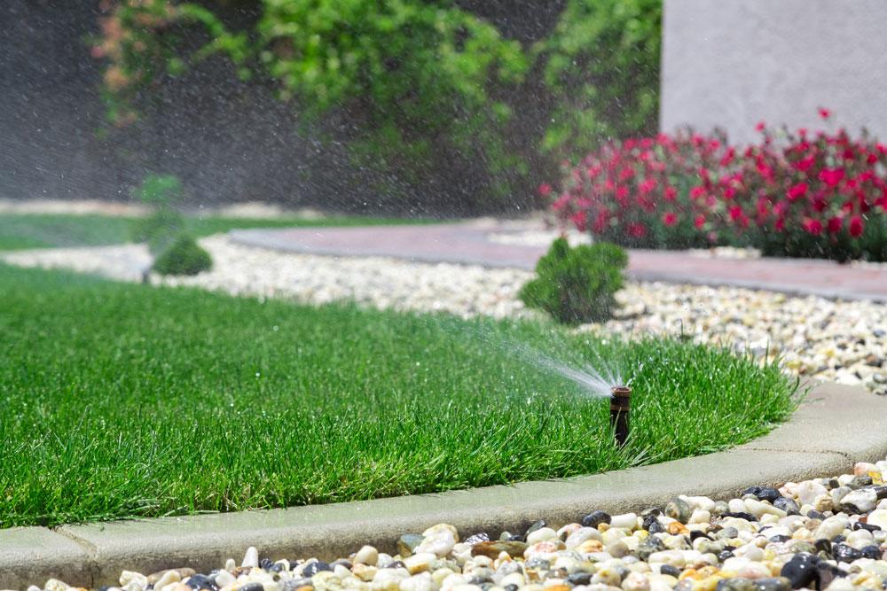 water irrigation spinklers